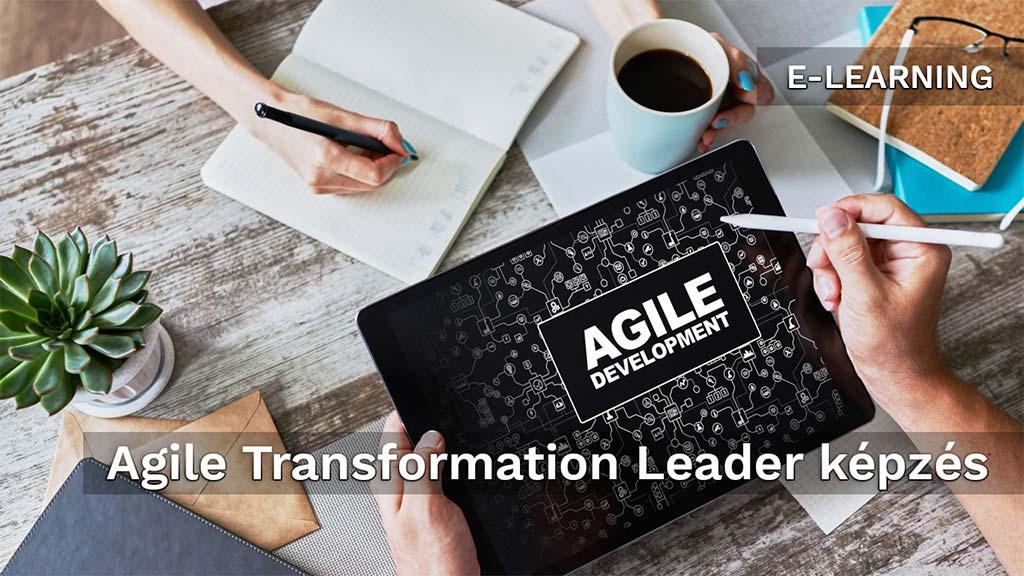 Agile Exam Center - Agile Transformation Leader E-Learning